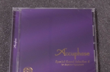金嗓子第四张试音碟-Accuphase special sound selection 4 [SACD ISO 百度盘]
