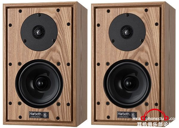 Harbeth P3ESR 40th Anniversary Edition loudspeaker